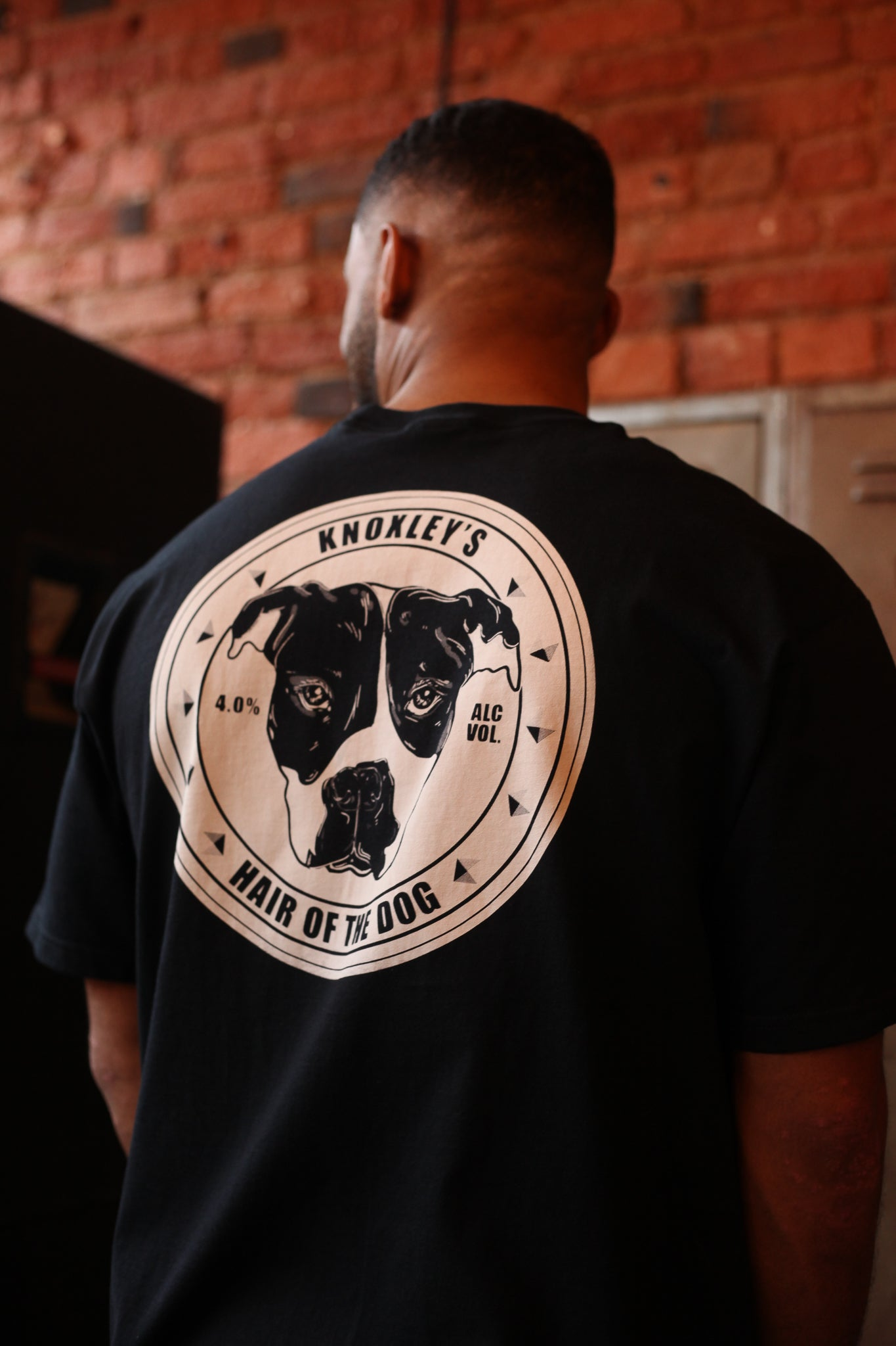 Stag Digbeth Knoxley's Hair of the Dog Tee
