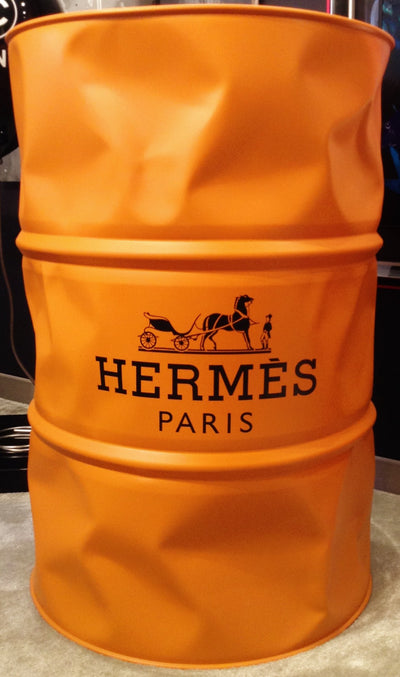 Marc Boffin - Baril Hermès, 2019
