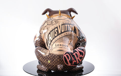 CHRISTOPHE COMERRO - VEGAS POP LOUIS VUITTON, 2019