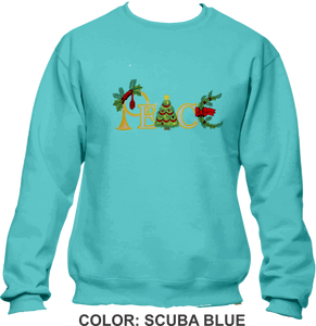 562 Jer. PEACE Crew Neck