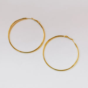 The Gold Hoops