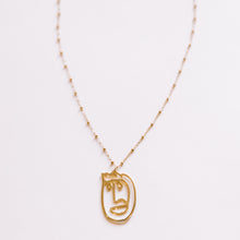 Load image into Gallery viewer, The Face Necklace