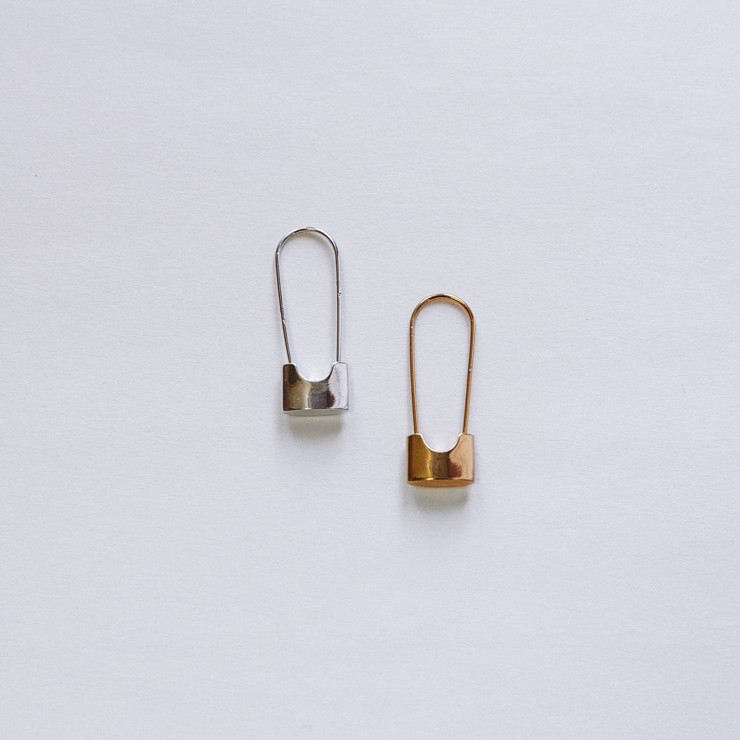 The Padlock Earring