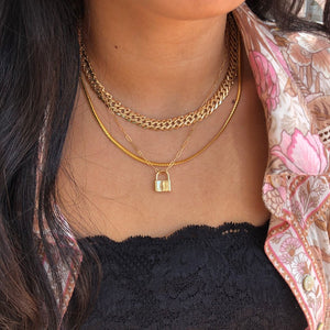 Love Locket Gold