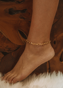 The Chunky Anklet