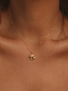 The Mushroom Necklace