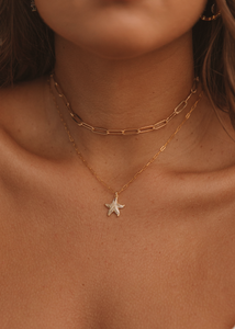 The Star Fish Necklace