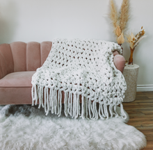 Load image into Gallery viewer, The Crochet Blanket