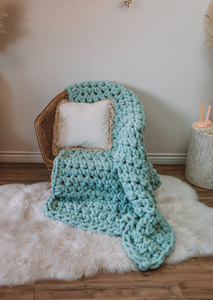 The Crochet Blanket