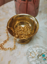 Load image into Gallery viewer, Gold Jewelry Dish
