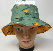 Load image into Gallery viewer, 'GRUFFALO' Hats, FaceCoverings, - £1 FROM EACH ITEM SOLD, WILL GO TO CHARITY -  'THE HUB BEEDING' (see photos in this section for The Hub details)