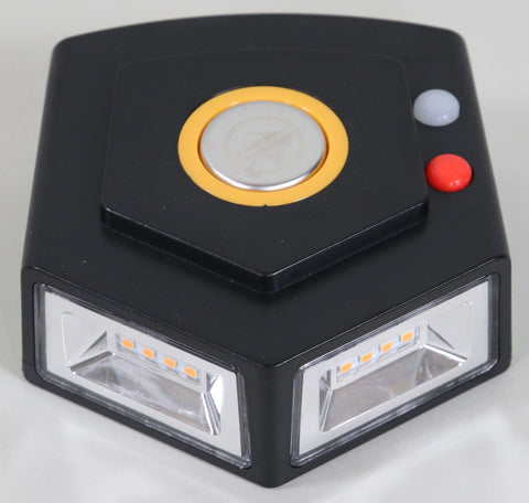 iZonus - Single - Amber/White and Amber/Amber LED Light