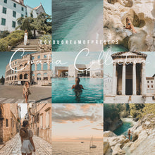 Load image into Gallery viewer, NEW! CROATIA Collection Lightroom Mobile Presets