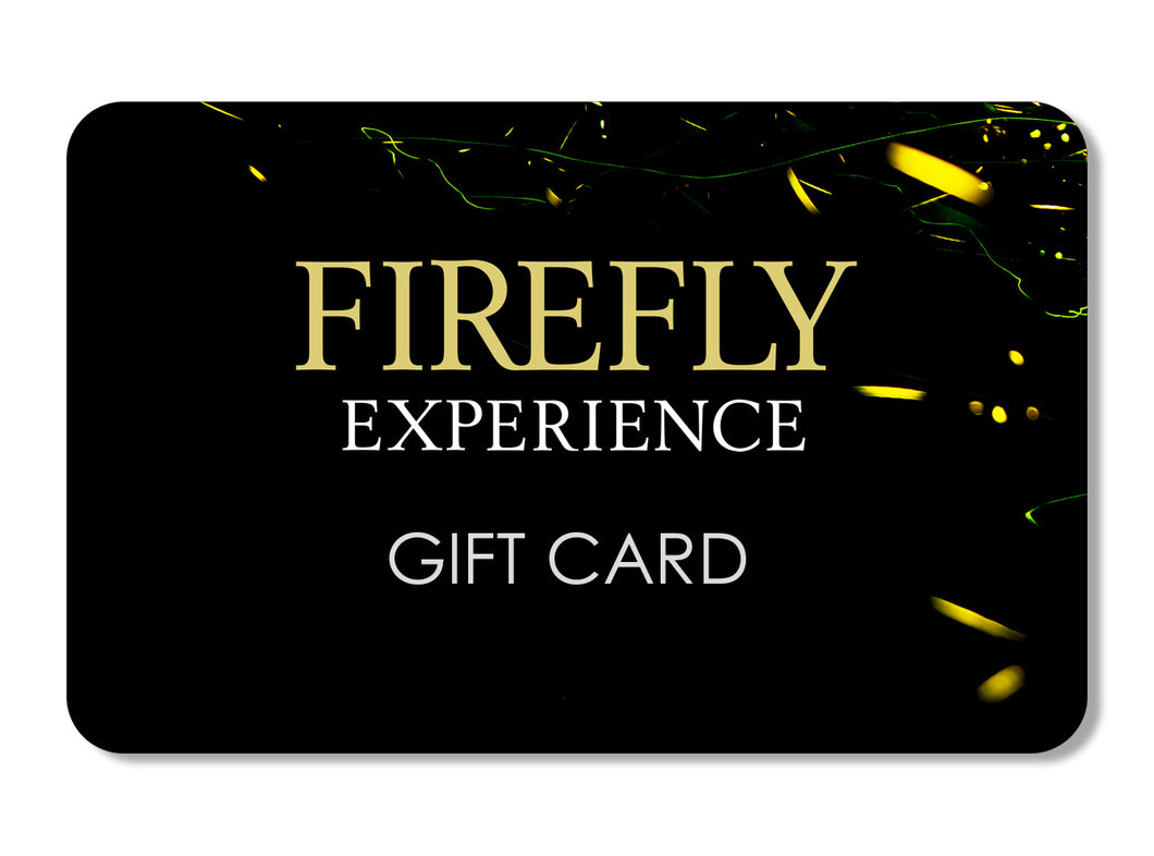 Firefly Gift Card