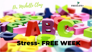 The ABC's for a Stress-FREE Work Week