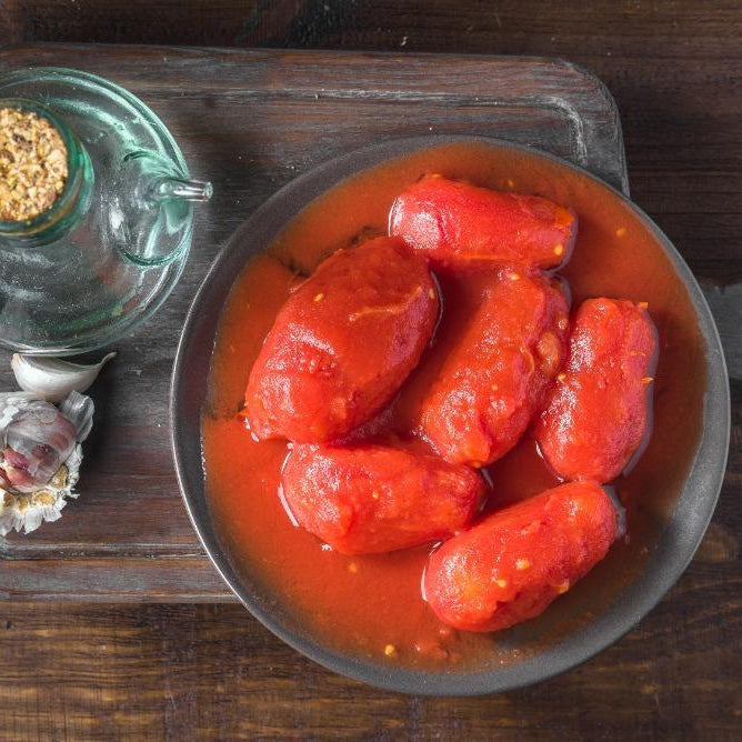 Traditional Peeled tomatoes