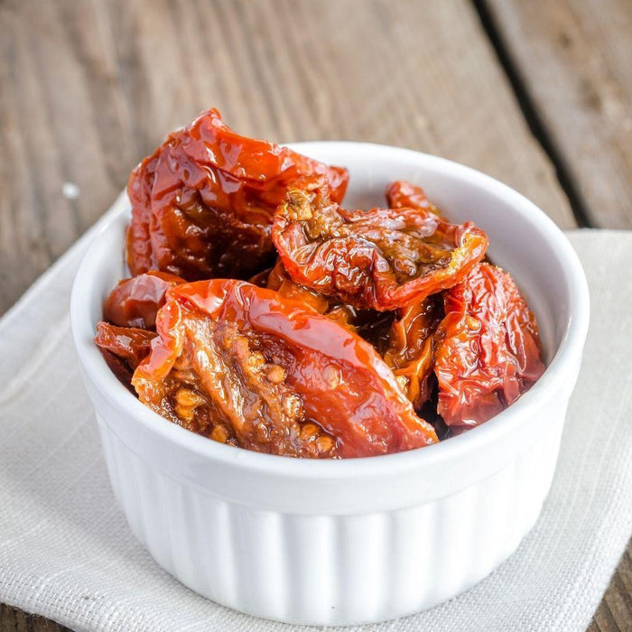 Sundried Tomatoes in Sunflower Oil