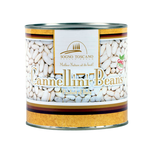 Cannellini pasta e fagioli soup - Large (Can) 2.5kg Can - BurrataHouseStore