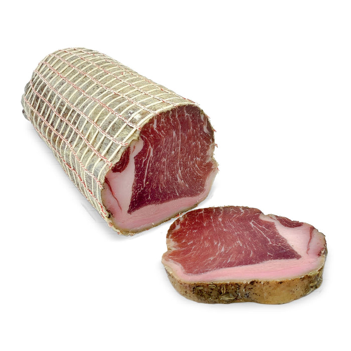 Lonzino (Cured Loin) Pork Neck Meat - piece