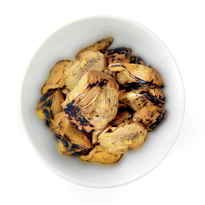 Grilled Artichoke Quarters in Extra Virgin Olive Oil 750g (26.5oz) Can