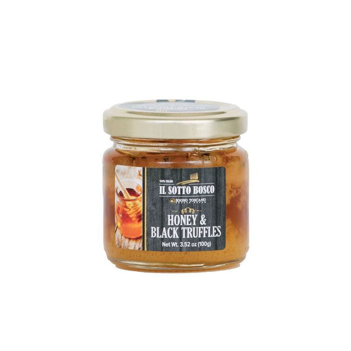 Pure Acacia Honey With Black Summer Truffle