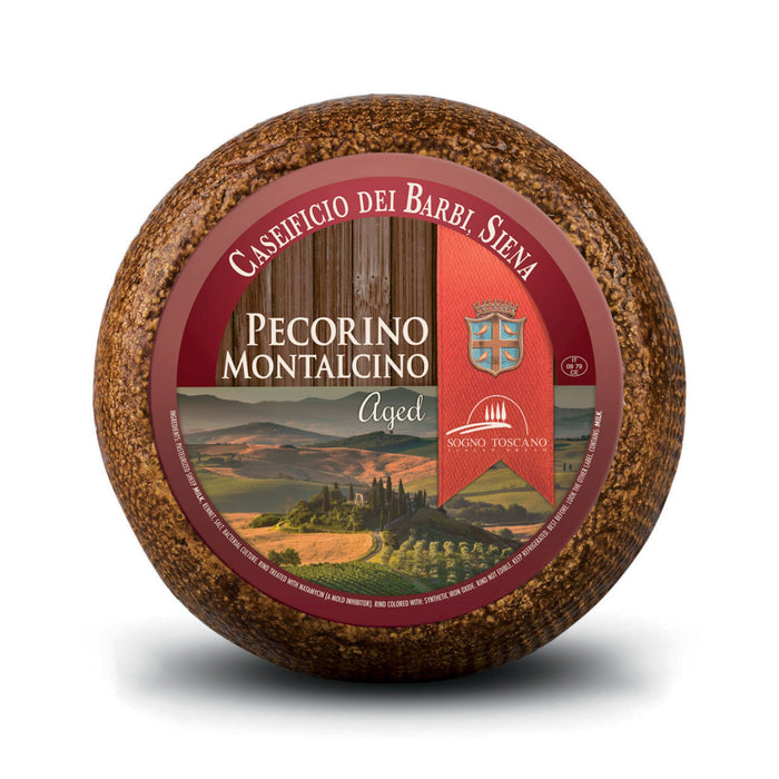 Pecorino Montalcino - Aged - 100% Sheep Milk