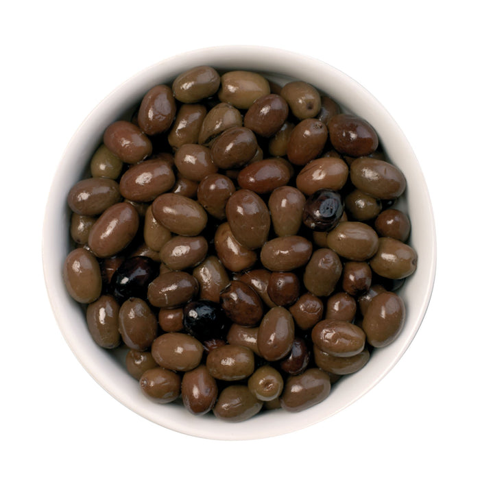 Pitted Tuscan Nostralina Olives 2.5kg (5.5lbs) Can
