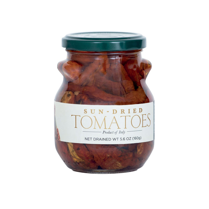 Sundried Tomatoes in Sunflower Oil 160gr (6oz) Jar