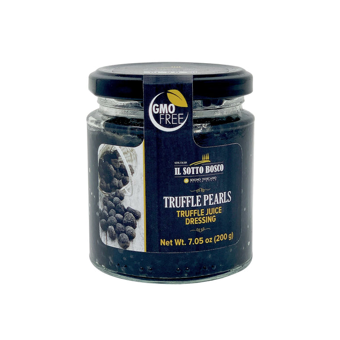 Truffle Pearls - Truffle Caviar Made From truffle juice - 200gr Jar