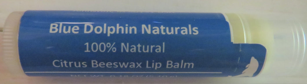 100% Natural Beeswax Lip Balm