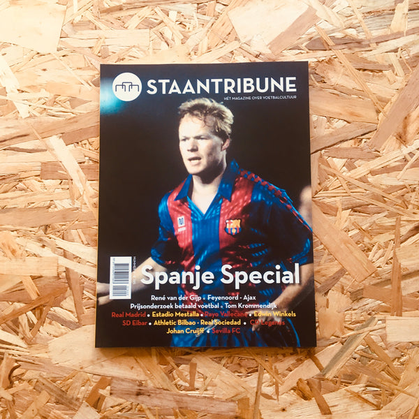 Staantribune #09: Spain Special
