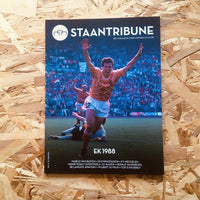 Staantribune #18: Euro 1988