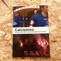 Calcissimo: The Spectacle Italian Football Photographed