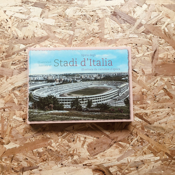 Illustrated history of Italian Stadiums