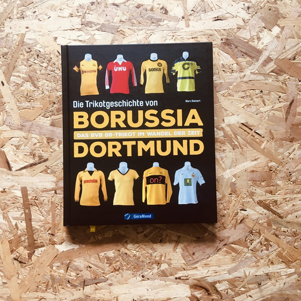 Borussia Dortmund's Jersey History: The BVB 09 Jersey Through the Ages