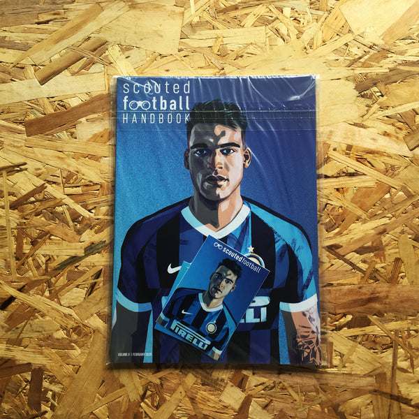 Scouted Football Handbook: Volume V