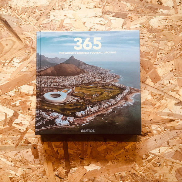Santos #16-17: The Ultimate Stadium Book