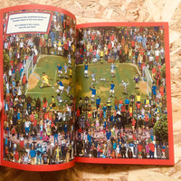Where's Gunnersaurus?: An Arsenal Search & Find Activity Book