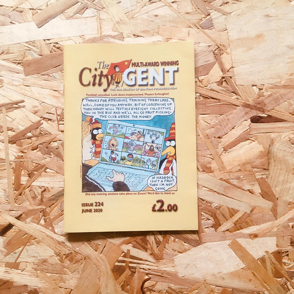 The City Gent #224