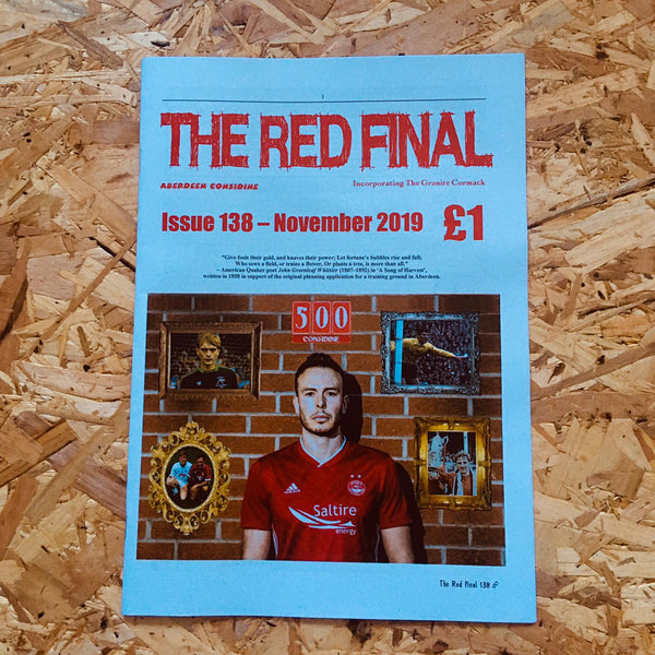 The Red Final #138