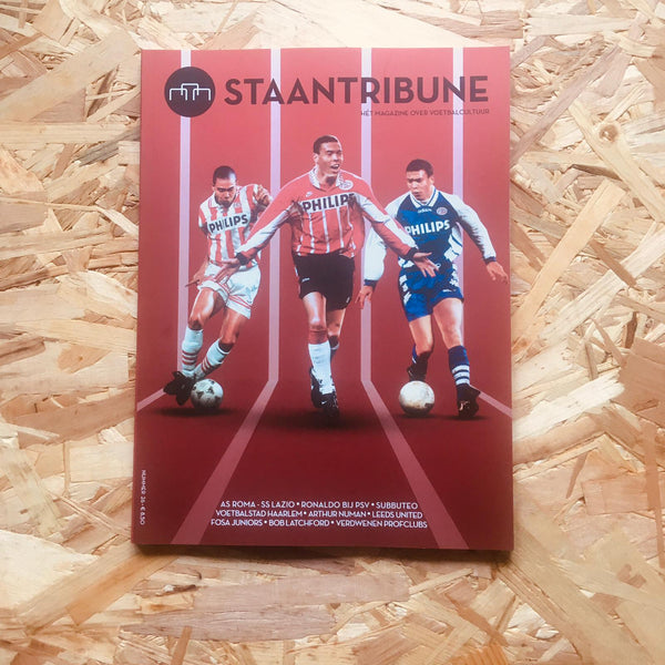 Staantribune #26: Ronaldo at PSV