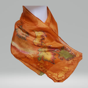 Foulards de soie | Silk Scarves