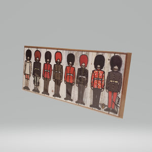 Postcards (XL) | Cartes postales (Gr) - Foot Guards