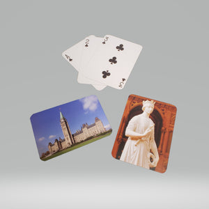 Playing cards | Cartes de jeu