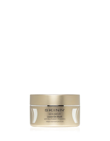 SKINN Rich Protein + Probiotic Leave-On Neck Mask