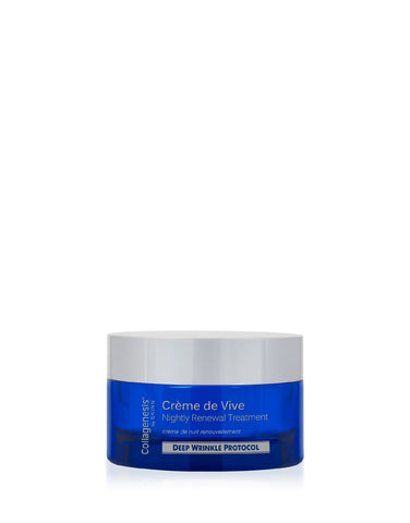SKINN Crème de Vive Nightly Renewal Treatment