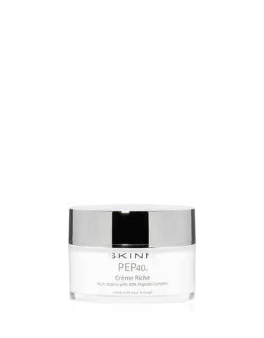 SKINN Crème Riche Multi-Matrix with 40% Peptide Complex