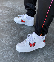 Load image into Gallery viewer, Red Butterfly AF1