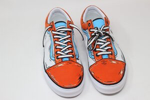 Load image into Gallery viewer, Cartoon DBZ Vans (Limited time only)