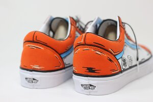 Cartoon DBZ Vans (Limited time only)
